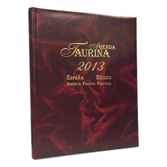 Agenda Taurina 2013